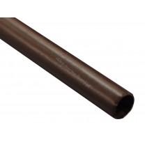 Drążek Gral fi 19 wenge drewnopodobny - 200cm