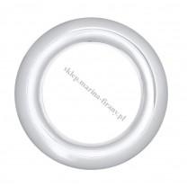 Przelotka KOŁO max uniwersalna biały połysk - średnica wewnętrzna 55 mm - 6 szt