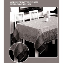 Obrus Caffe 215 szary
