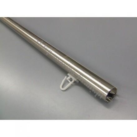 Profil Gral fi 16 efekt stali - 140cm