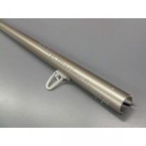 Profil / szyna Gral fi 16 chrom mat - 300cm