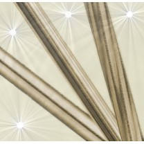 Drążki i profile fi 16 mm w kolorze antyk