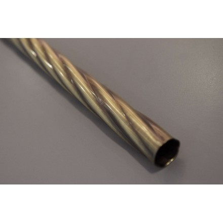 Drążek Gral Twister fi 16 antyk - 140cm