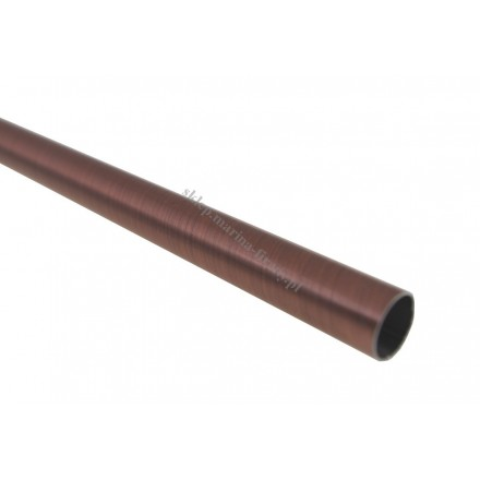 Drążek Gral gładki fi 16 kolor miedzi - 240cm