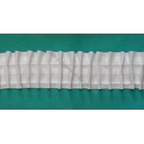 """Taśma firanowa """" ołówki """" szer. 5 cm bawełna - 1 mb"""