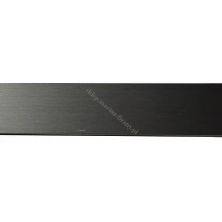 Profil Square Line czarny mat 300cm