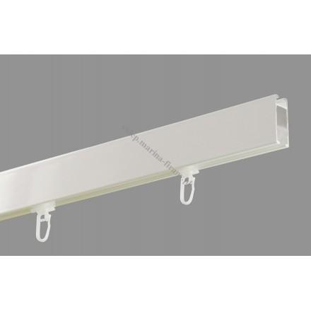 Profil Square Line kolor biały błysk - 160cm