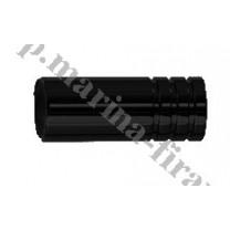 Końcówka Gral fi 19 mm czarny połysk - Modulo (Para)