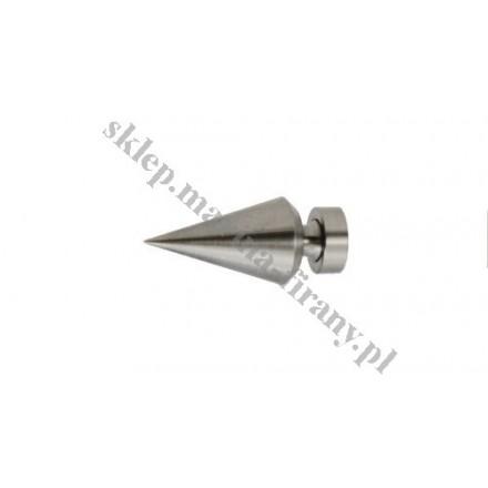 Końcówka do profila/ rury 20 mm Radiator - inox (st. nierdzewna) - 1 szt