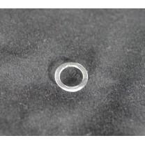 Kółeczka do rolet przeźroczyste 9/13 mm - 10 szt