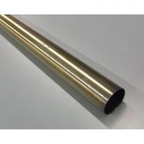 Drążek gładki Gral fi 35 antyk - 200cm