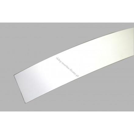 Osłona do szyny sufitowej szer. 5 cm biała 8480