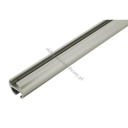 Profil szynowy Techno fi 20 mm dł. 175 cm - inox (aluminium)