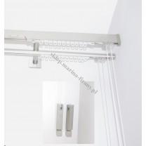 System sznurkowy do szyny Techno 20 lub Modern 40 z napinaczem ze stali nierdzewnej