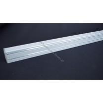 Szyna panelowa dwutorowa srebrna (SUW0061)