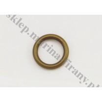 Kółko małe Classic do mini karniszy 12 mm antico (10 szt) - mosiądz