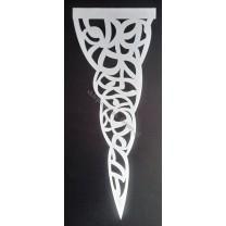 Panel ażurowy - Flora PZ052