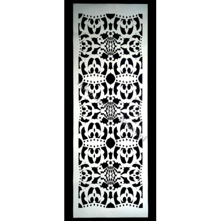 Panel ażurowy - wstawka - King WZ054