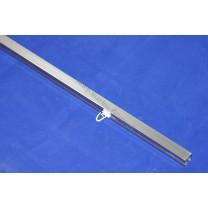Profil Kwadro efekt stali - 240cm