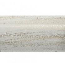 Karnisze Gral Residence 35 mm: Kolor biało - złoty