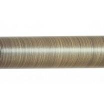 Karnisze Gral 25 mm: kolor patyna